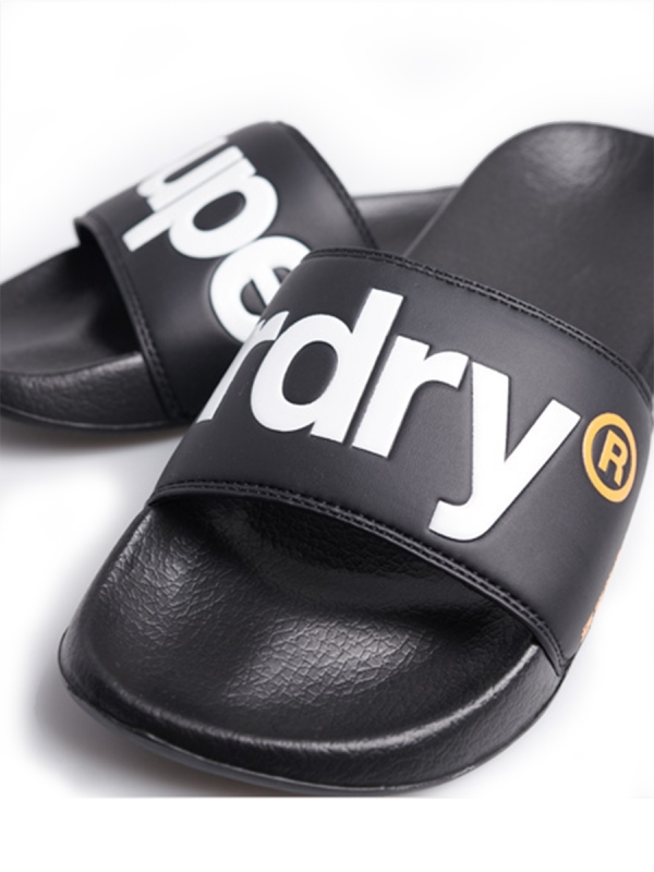 CLASSIC SUPERDRY POOL SLIDERS