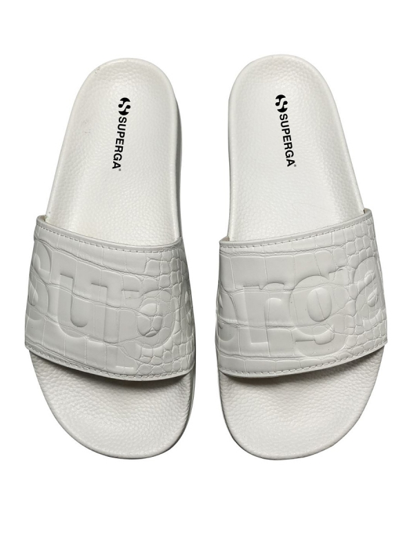 CROCO SLIDES SUPERGA