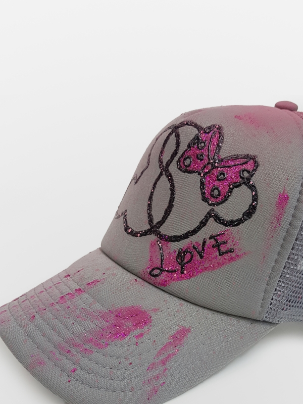 HANDMADE HATS 'LOVE'