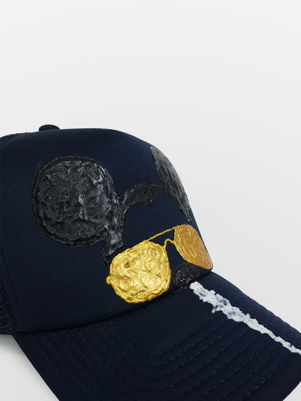 HANDMADE HATS 'MICKY'